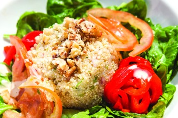 Spinach-Arugula-and-Quinoa-salad-Recipe