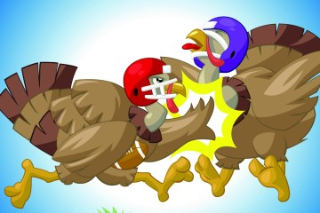 football-turkeys