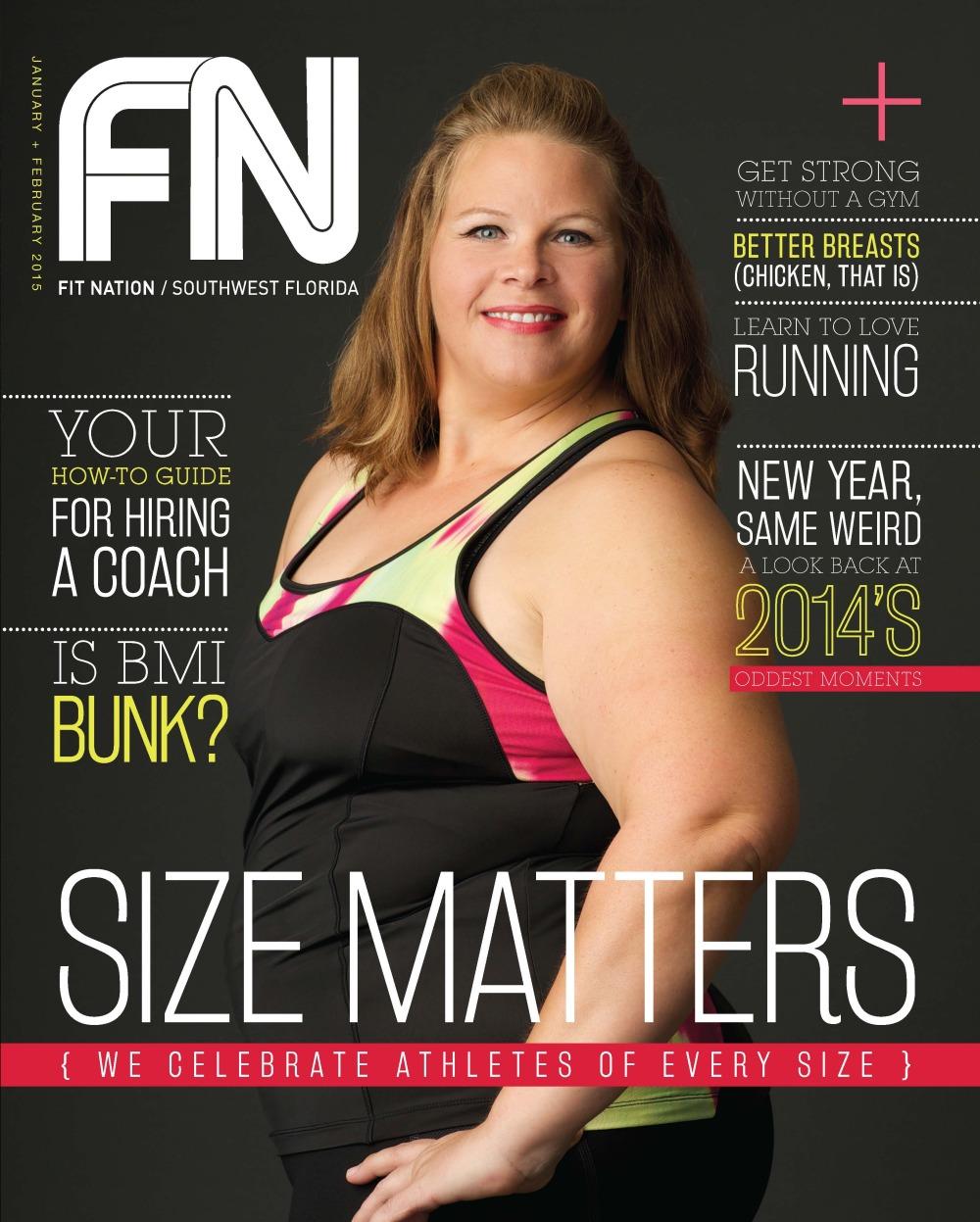 Fit Nation Magazine - January/February 2015