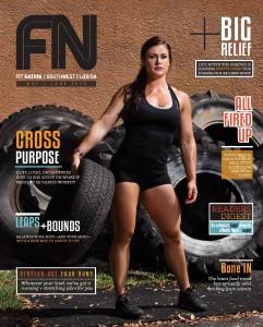 Fit Nation Cover | Lauren Brooks