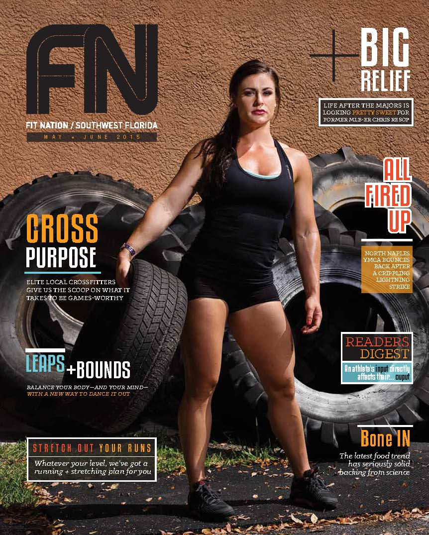 Fit Nation Magazine - May/June 2015