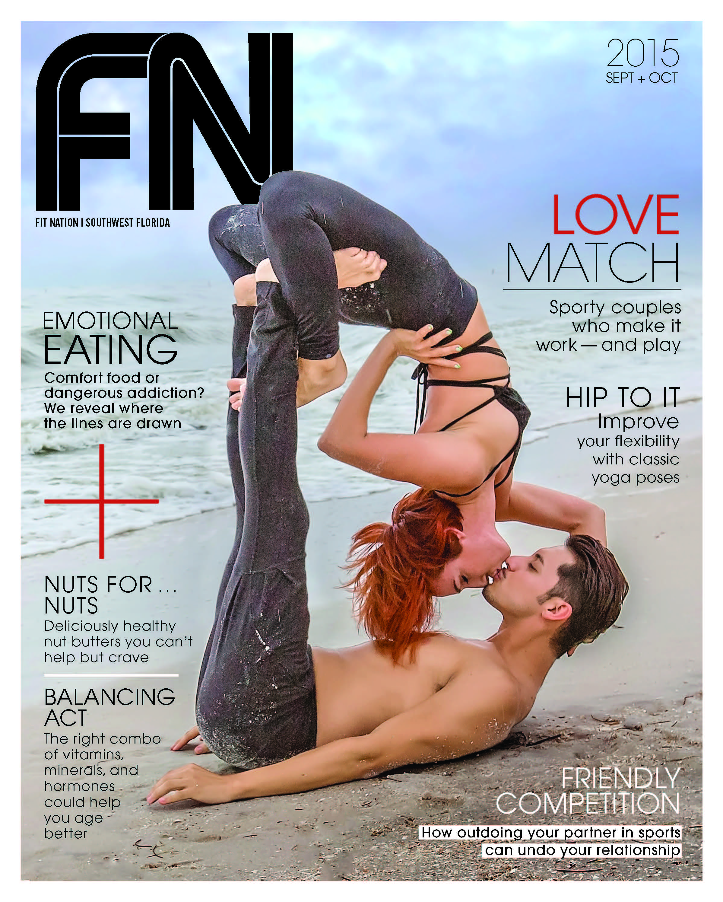 Fit Nation Magazine - September/October 2015