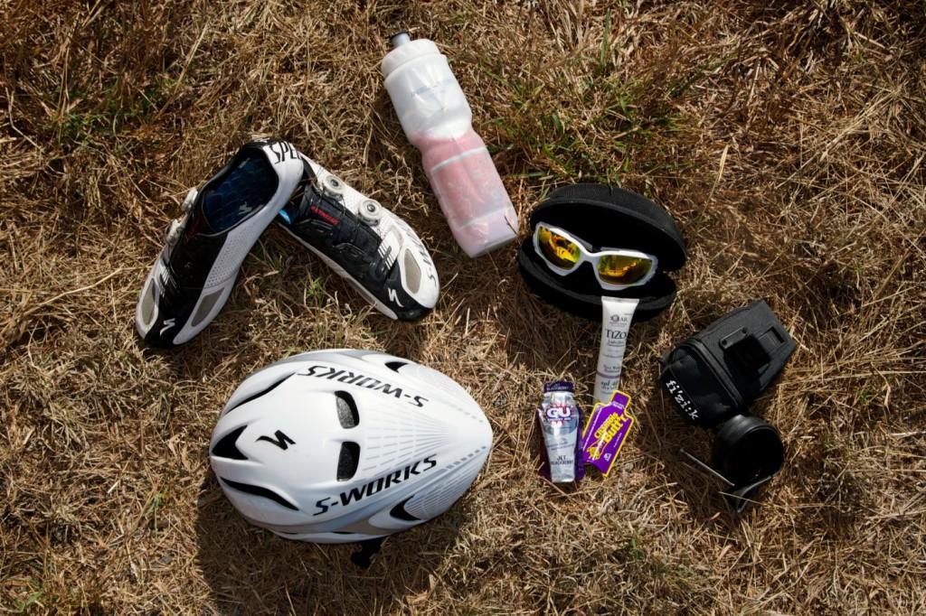 cyclist gear