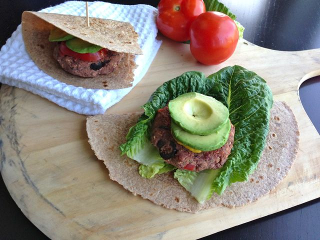 meatless monday burger