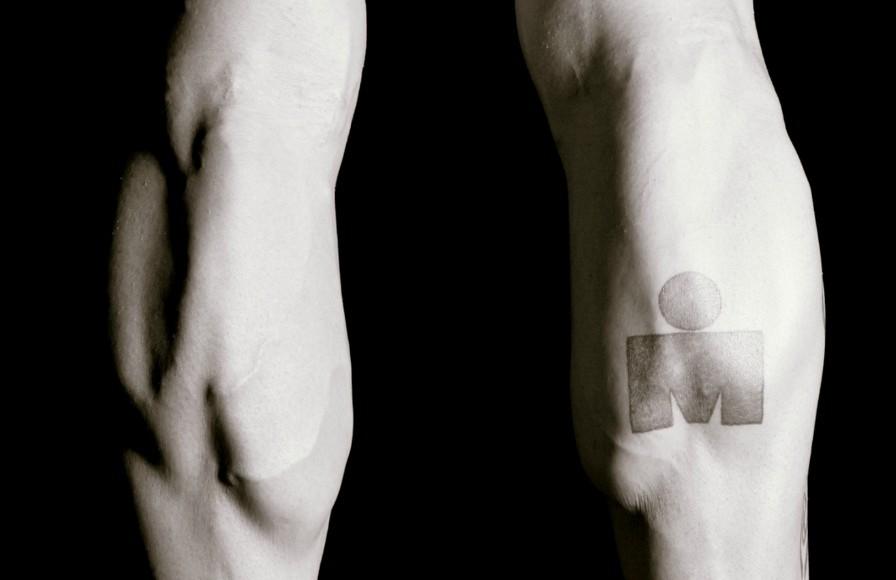 white male legs