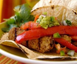 Bell-Pepper-Tempeh-Fajitas-for-Meatless-Monday