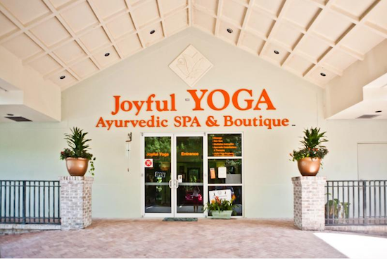 Joyful Yoga Ayurvedic Spa and Boutique
