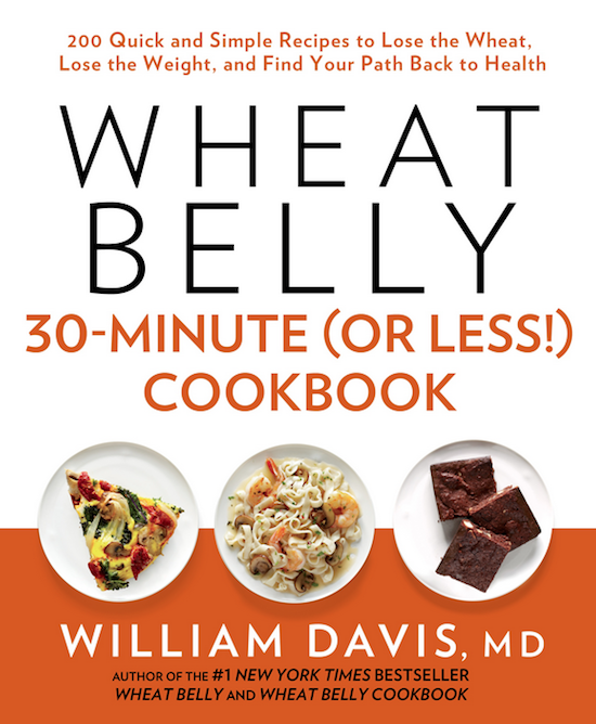 Healthy eating cookbooks in thirty minutes or less