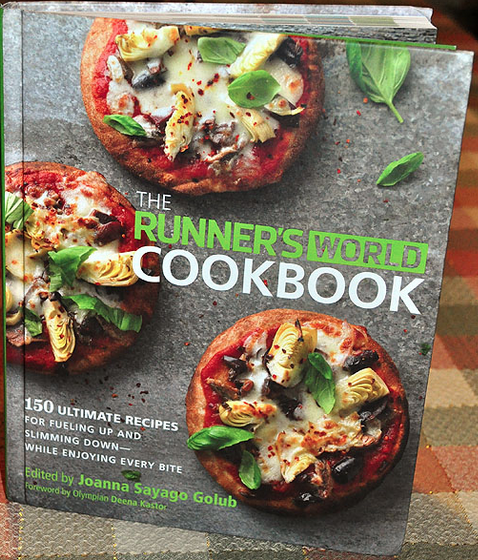 Healthy Cookbook for the runner