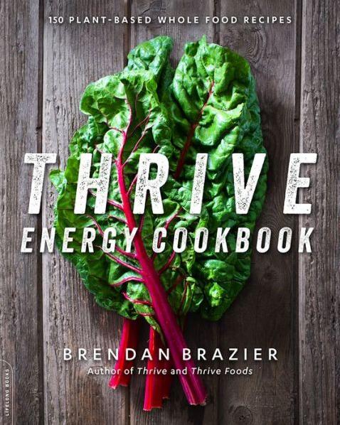 Whole Based Energy Food Cookbook