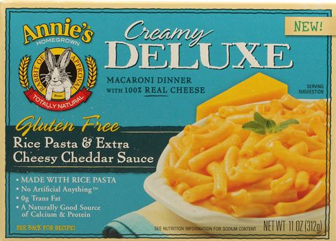 Annie's Creamy Deluxe Macaroni Dinner