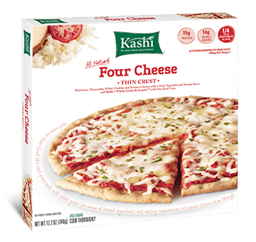 kashi four cheese pizza
