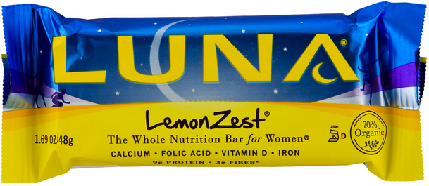 luna lemon zest