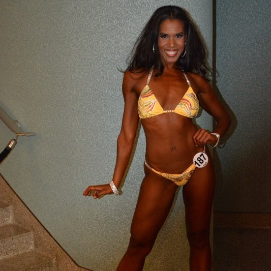 Before hitting the stage at The Arnold!