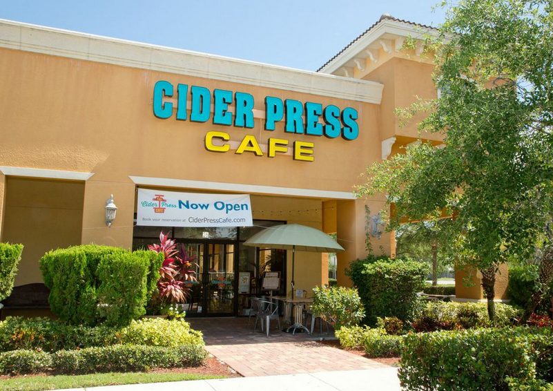 cider press cafe