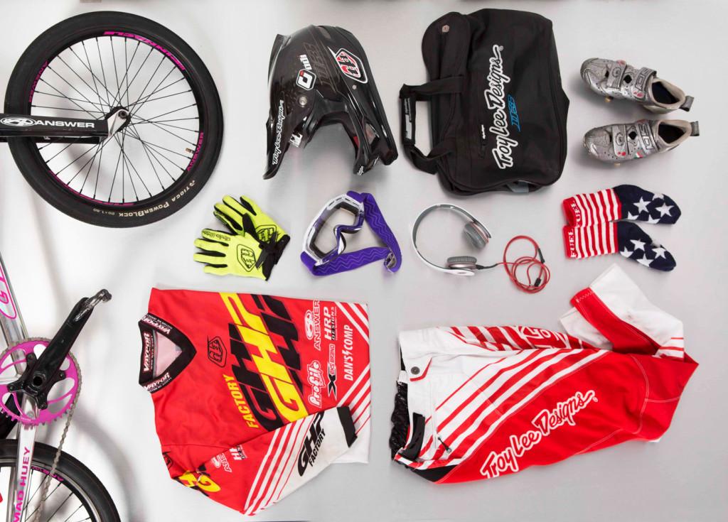 BMX gear