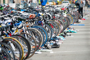 Bicycles-in-waiting-line