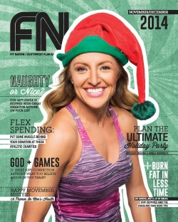 Fit Nation Magazine - November/December 2014