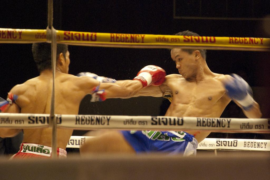 Muay Thai-Will Will-Flickr