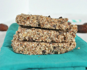 almond joy protein bar