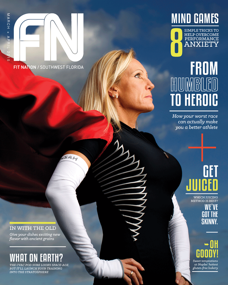 Fit Nation Magazine - March/April 2015