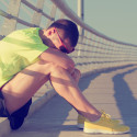 Kneeling Runner