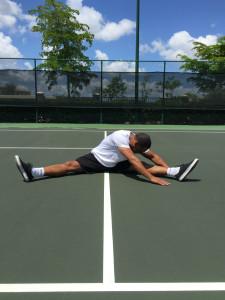 hamstring stretch 2-s