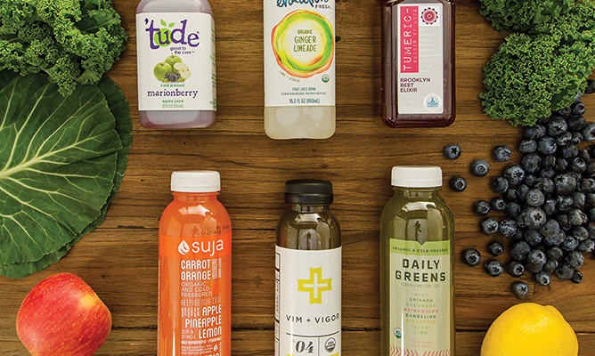 High Pressure Processing: Juicing and Health