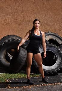 Lauren-Brooks crossfit athlete