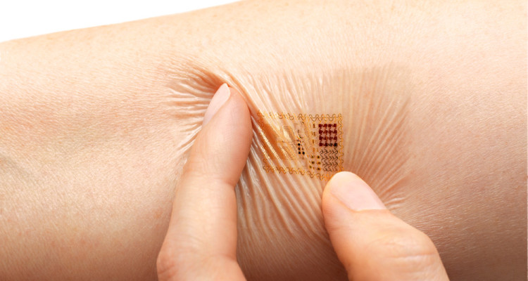 Biostamp Wearable Technology