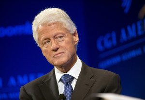 Clinton Global Initiative Meeting on Boosting U.S. Economy