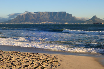 Table Mountain - courtesy of Flickr - Andrew Ashton