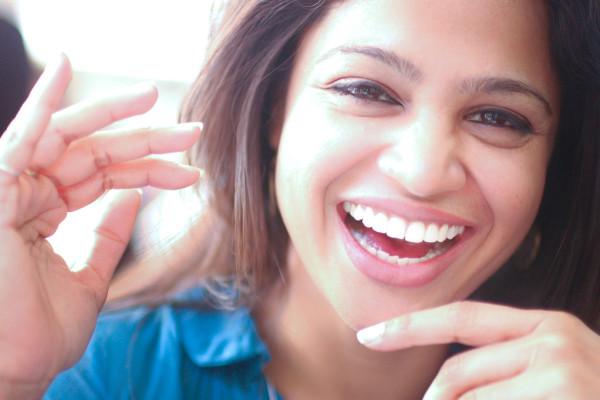 beautiful smiling woman - Pankaj Kaushal - Flickr