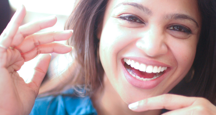 beautiful smiling woman - Pankaj Kaushal - Flickr