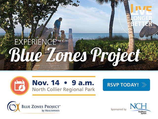 experience blue zones project