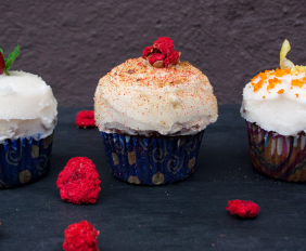 coconut cupcake frosting