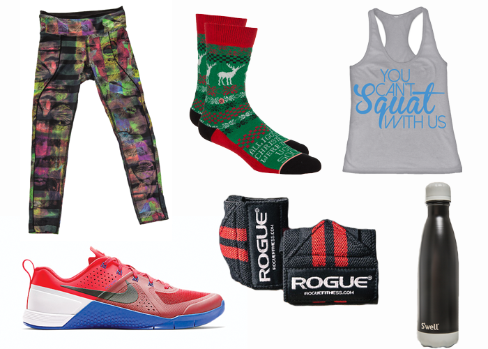crossfit holiday guide