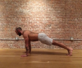 Strength-Building Yoga Sequence Fit Nation