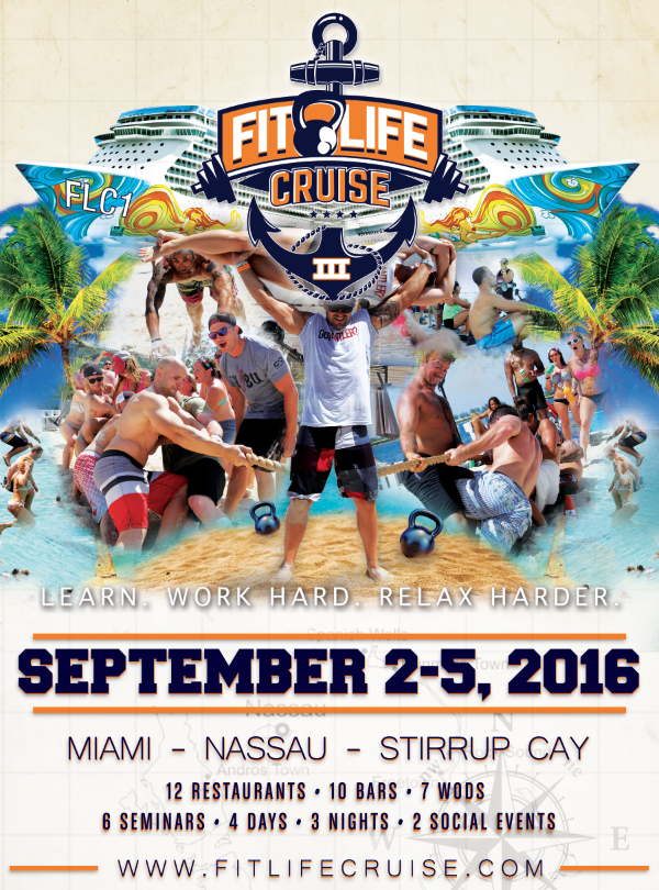 FitLife Cruise